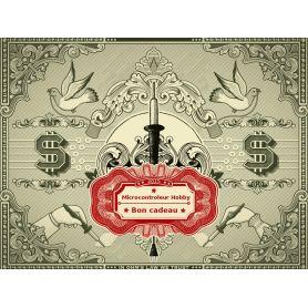 Bon Cadeau 50 EUR TTC