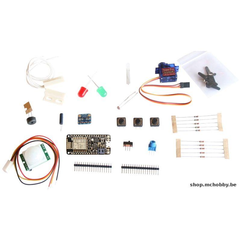 Huzzah! ESP8266 WiFi Starter Kit