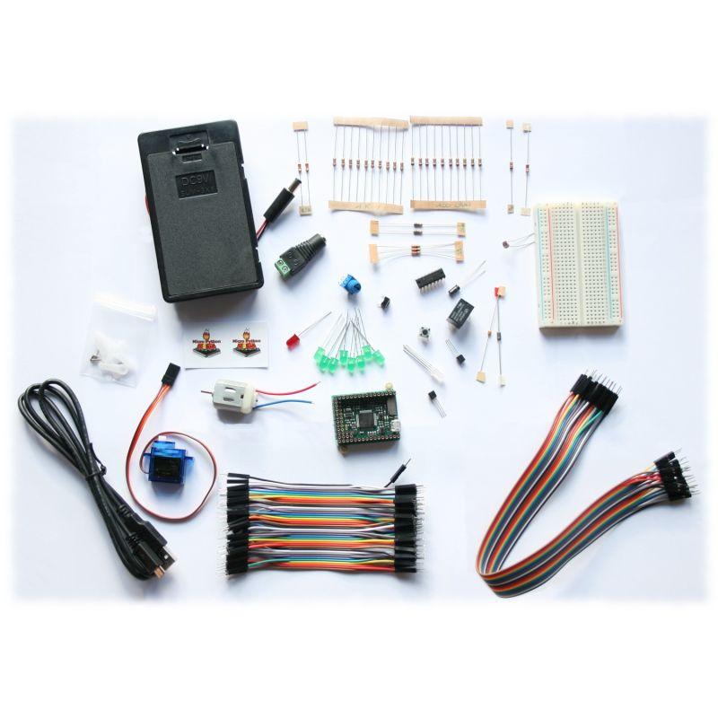 Pack de composant pour MicroPython PyBoard