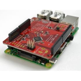 RPi Uno HAT : Arduino Extension for Raspberry-Pi