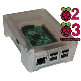 Frozen case for Raspberry-Pi - semi-professionnal