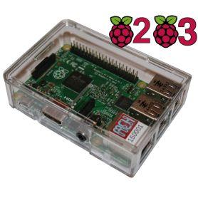 [T] - Boitier Pi Box Plus pour Raspberry Pi