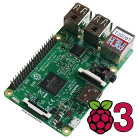 [T] - Raspberry Pi 3 !! DE STOCK !!