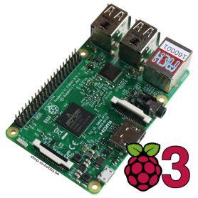 [T] - Raspberry Pi 3 !! DE STOCK !!