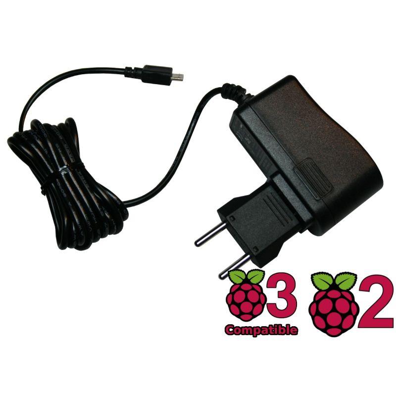 Alimentation USB 5V - 2 AMPERE