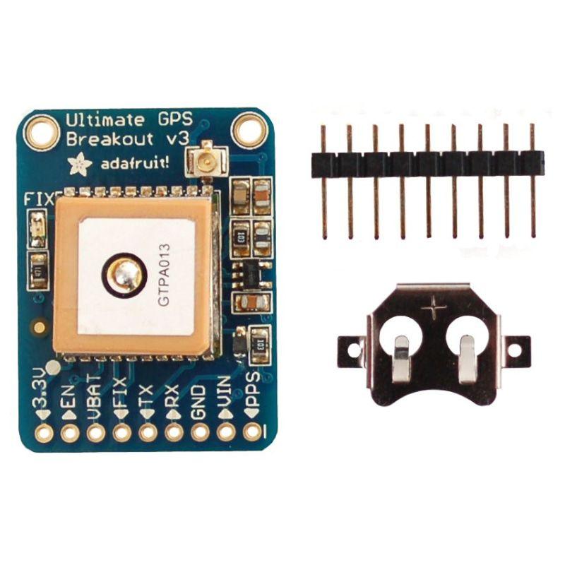 GPS Adafruit ULTIMATE - chipset MTK3339