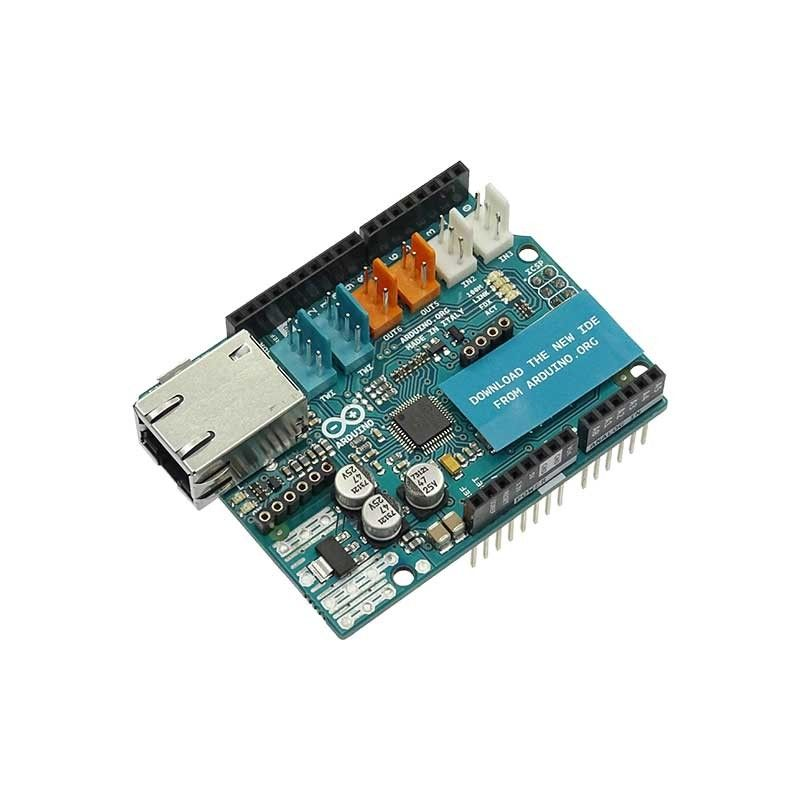 Ethernet Shield pour Arduino (R3)