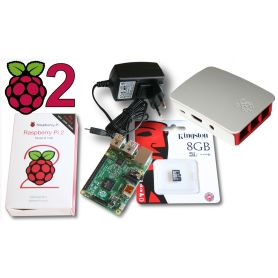 Raspberry Pi  - Essentiel Pack (Pi 2 inclus)