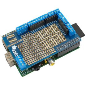 [T] - Shield de prototypage pour Raspberry Pi (Pi Plate)