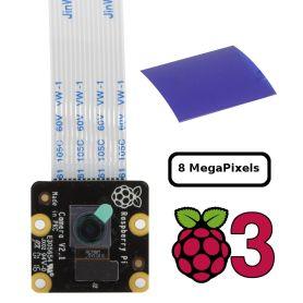 Caméra InfraRouge Raspberry-Pi - 8 MegaPixels - V2