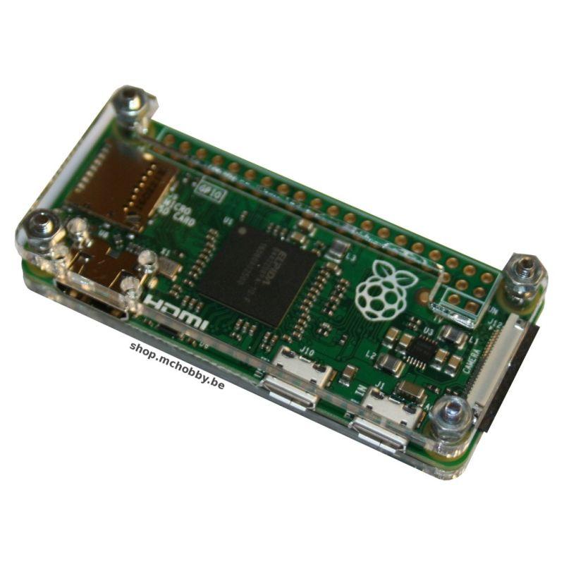 Zero Protector - case for Pi Zero Pi Zero W