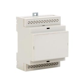 DIN Rail modular case - 4 positions