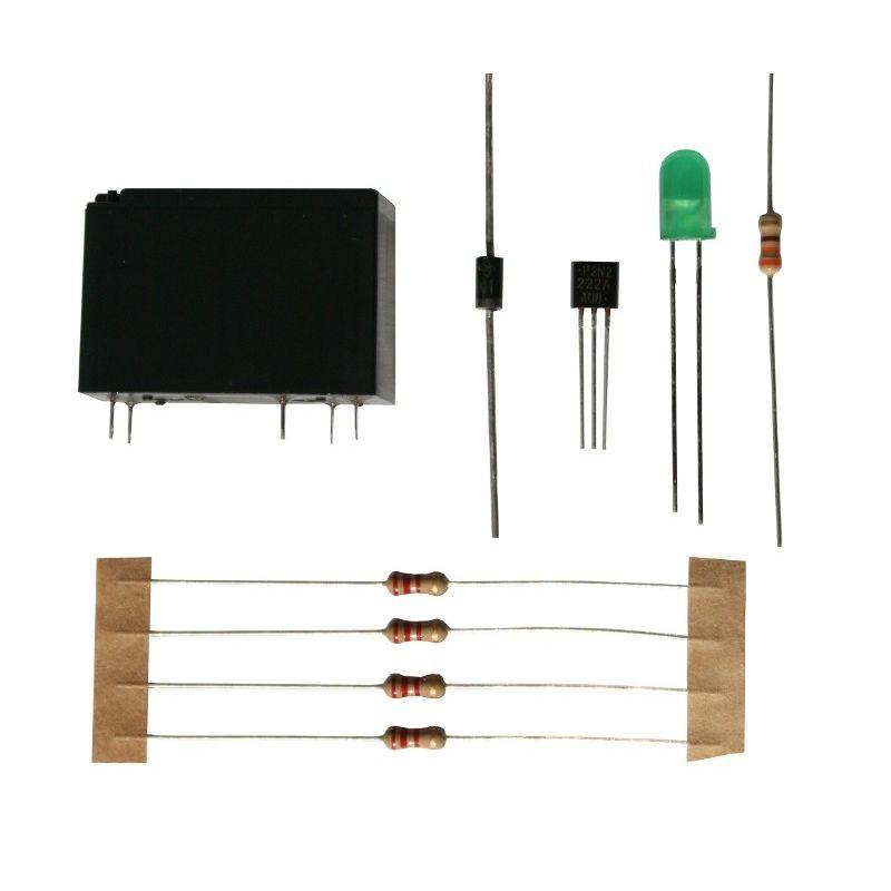 Relais 250v (mini kit)