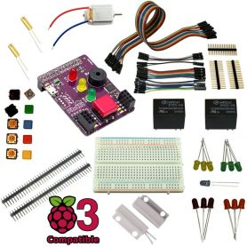 PiBrella Pack pour Raspberry-Pi