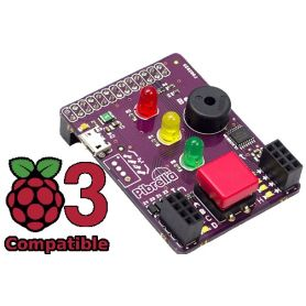 Pibrella for Raspberry-Pi
