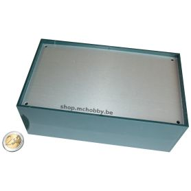 Boîtier Plastique Optative 160 x 96 x 61