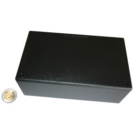 Boîtier Plastique Noir 160 x 95 x 55mm