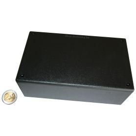 [T] - Boîtier Plastique Noir 160 x 95 x 55mm