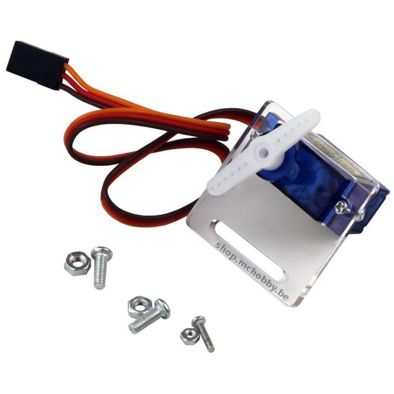 Support Micro Servo Moteur pour robot