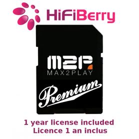 16Go Class 10 Max2Play HiFiBerry Premium