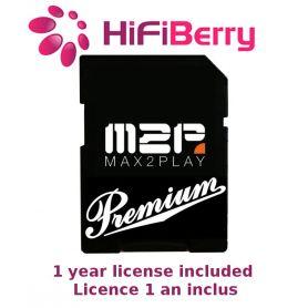 [RETIRE] 16Go Class 10 Max2Play HiFiBerry Premium