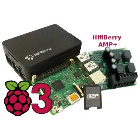 Kit Max2Play HifiBerry AMP+