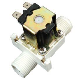 Electrovanne Plastique 8 - 12V