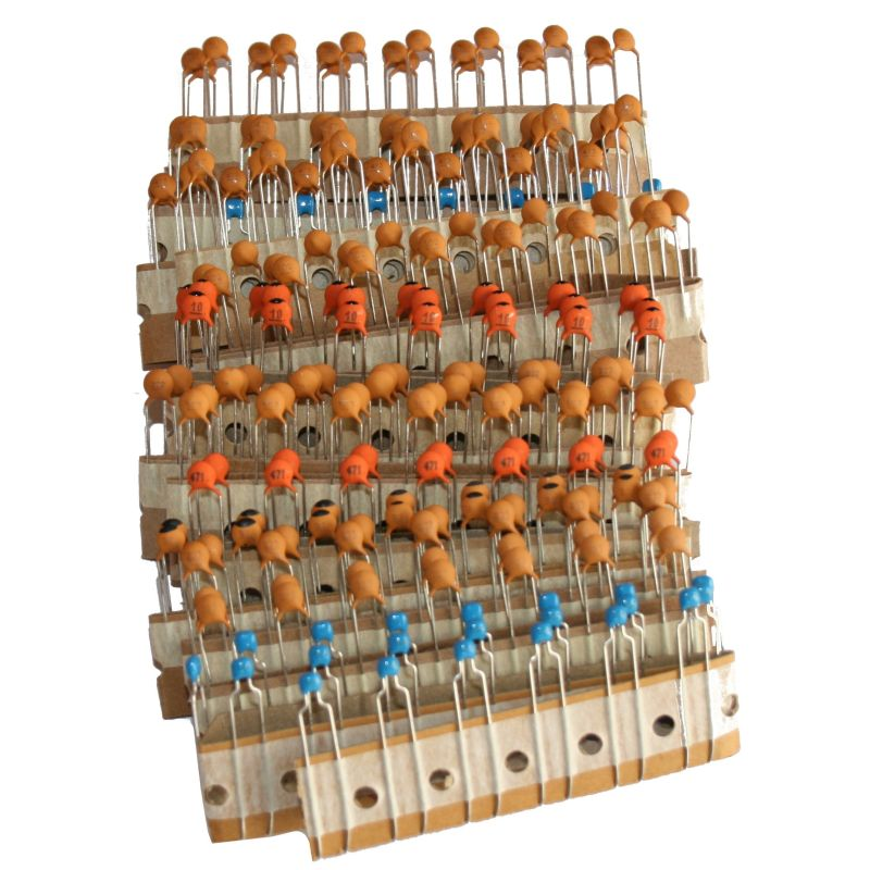 224x Condensateur Céramique