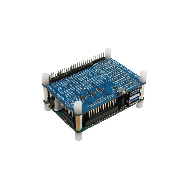 Shifter Shield for ODroid XU4