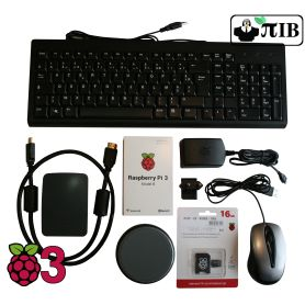 Kit Raspberry Pi 3 AVANCÉ (PiNARD)