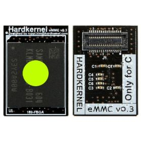 ODroid C1 Android OS - eMMC 16Go