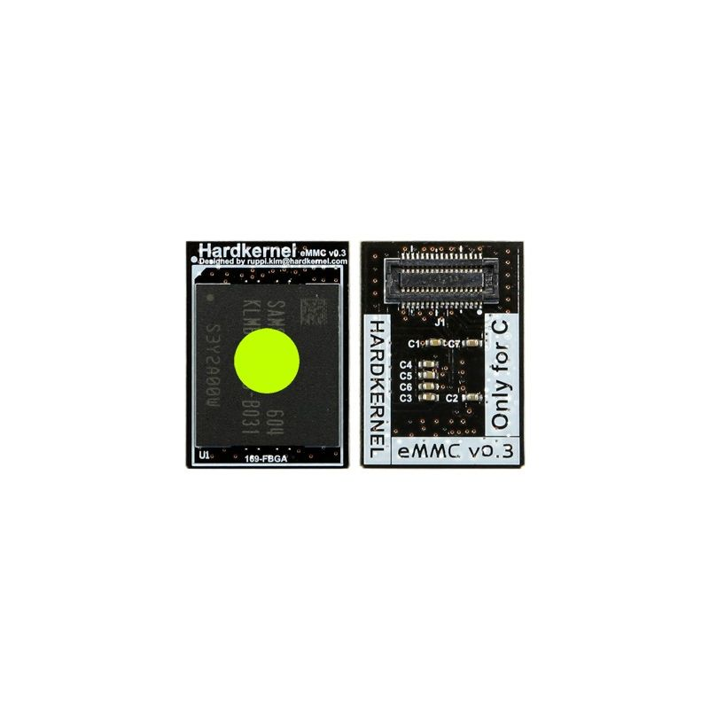 ODroid C2 Android OS - eMMC 16Go