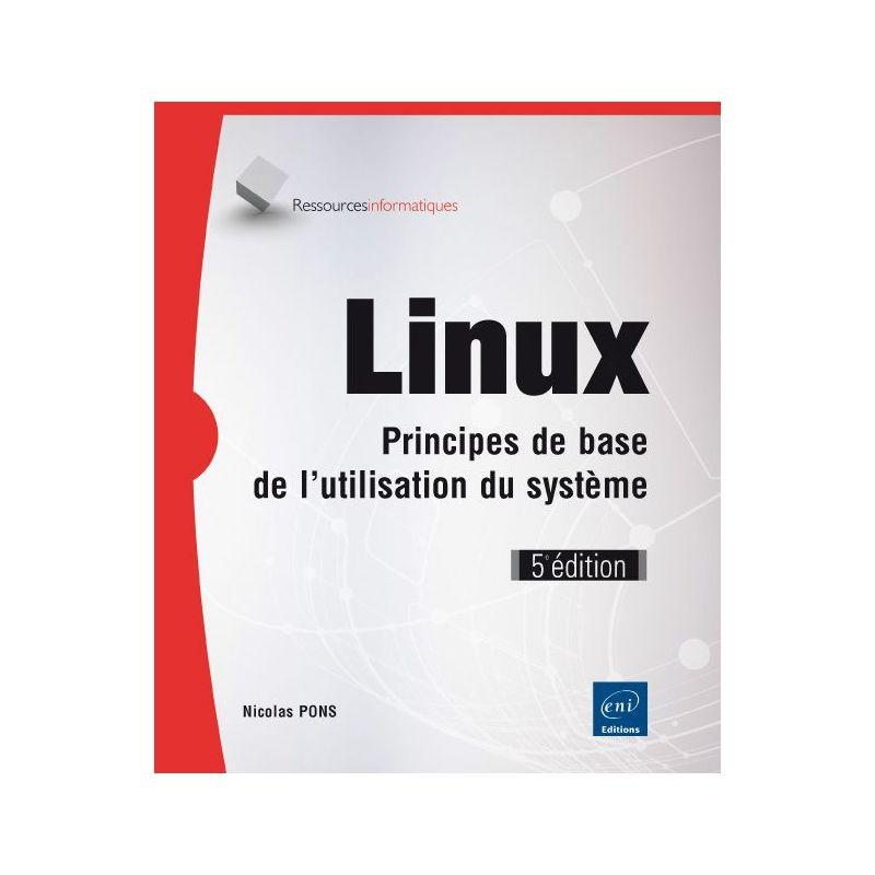 Linux - Principes de base de l'utilisation du système