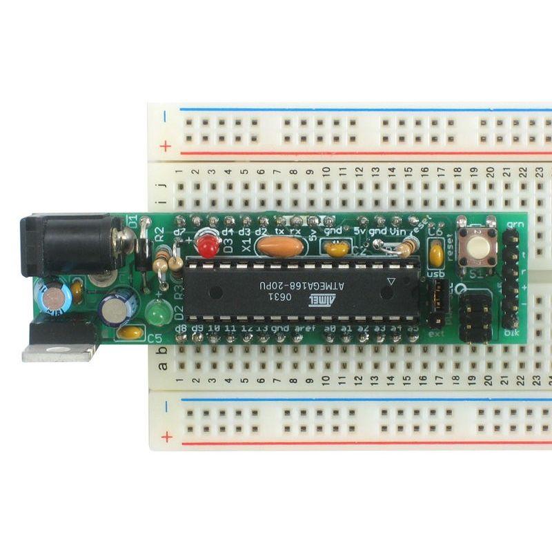 Boarduino (Arduino compatible) - ATmega328
