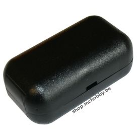 Boitier SOAP Noir - 56 x 31 x 25mm