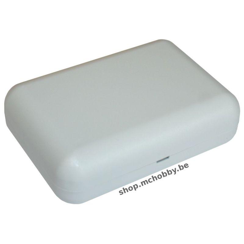 Boitier SOAP gris - 80 x 56 x 25mm