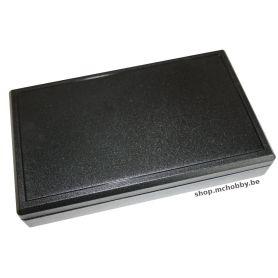 TENCLOS Flat Case - Black - 145 x 85 x 27