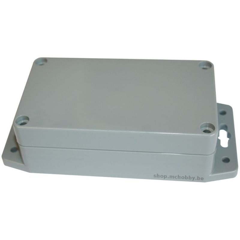 Sealed ABS case 115 x 65 x 40mm
