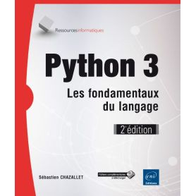 Python 3 - the language fundamentals