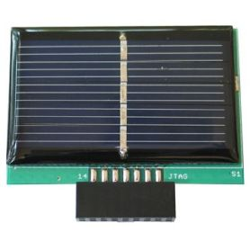 3.3V Solar Power supply - AA rechargeable battery allowed