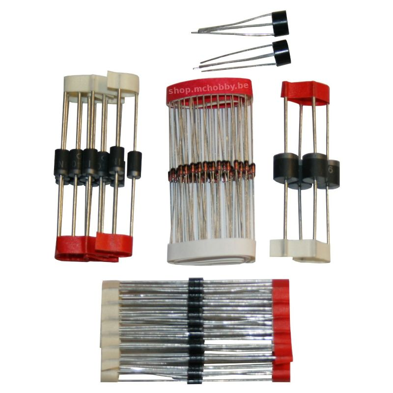 120 diodes set
