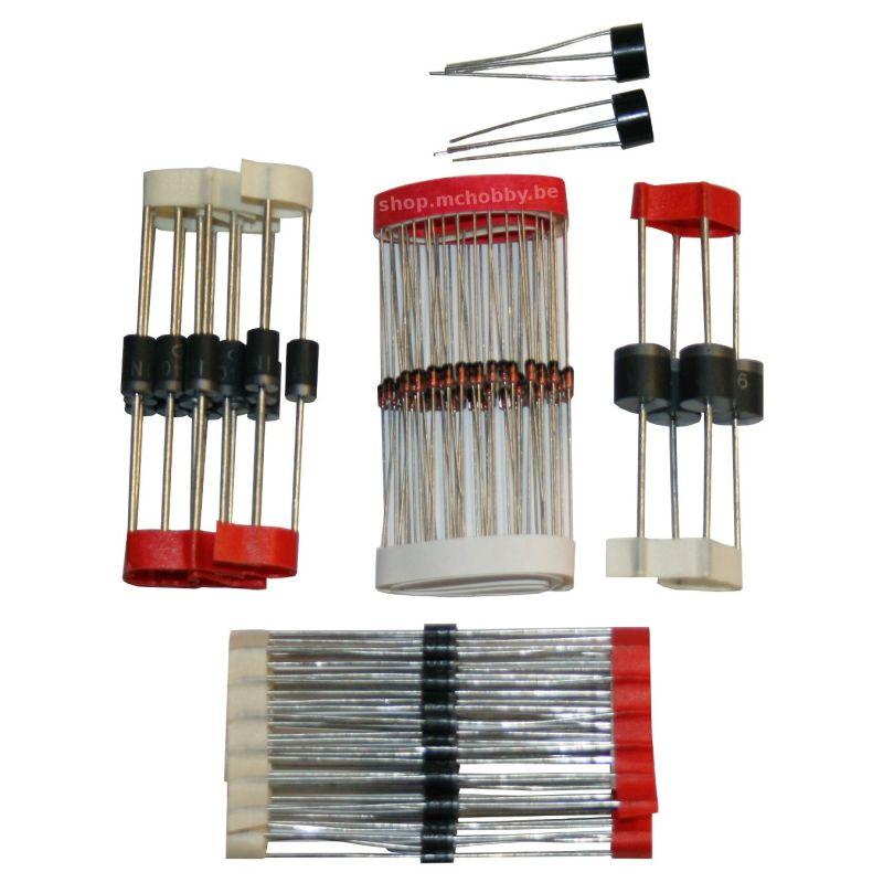 Kit de 120 diodes
