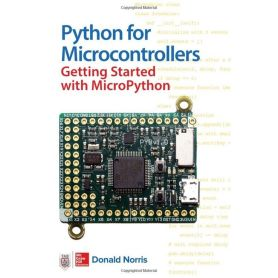 "Livre ""Python for Microcontrollers"""