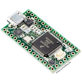 Teensy 3.2 without header