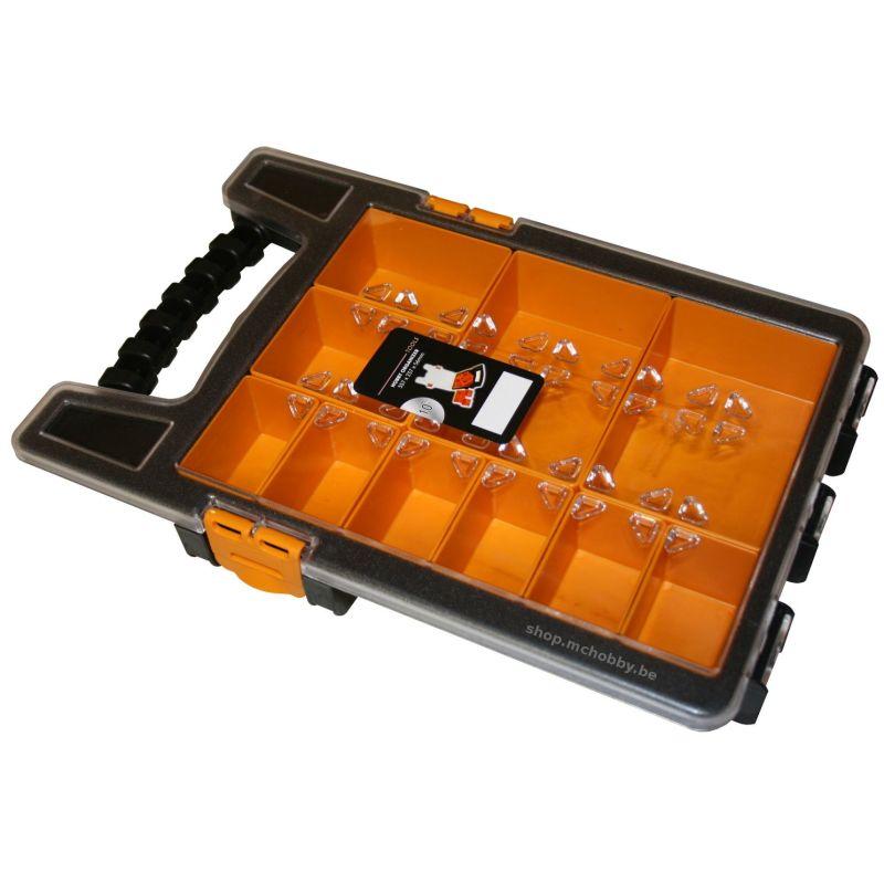 Assortiment/storage box (254 x 190mm)