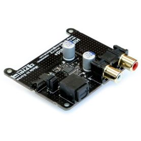 HiFi Shield PLUS for ODroid C1 & C2