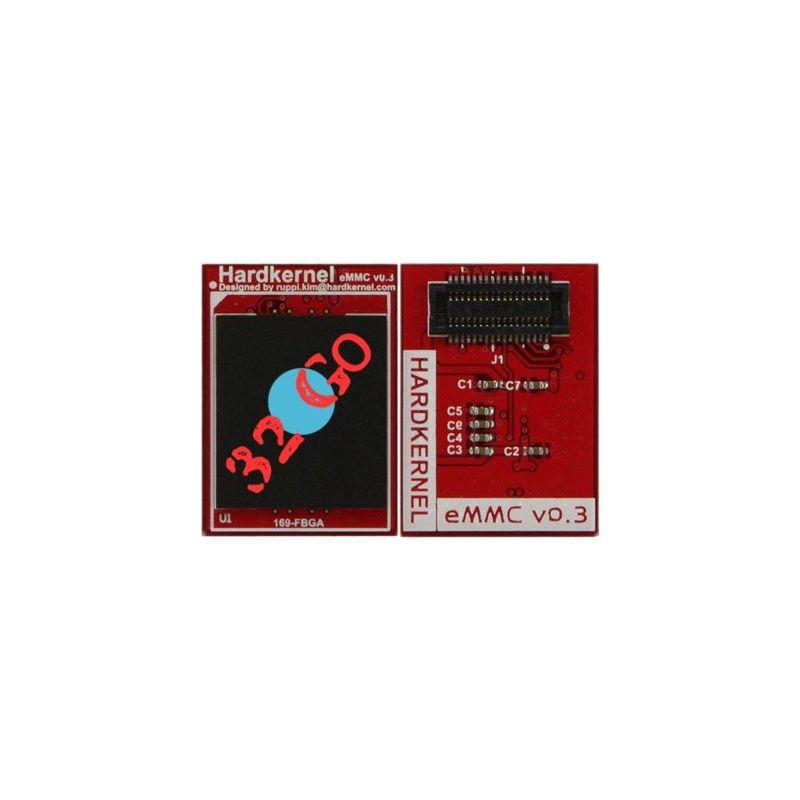 OS Linux pour ODroid XU4 - microSD 16Go