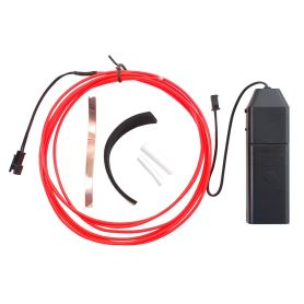 ELWire Pack ROUGE (2.5m)