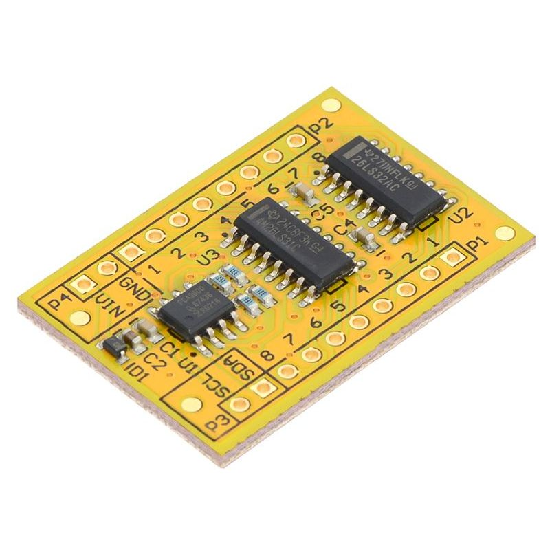 I2C Long-Distance Differential Extender