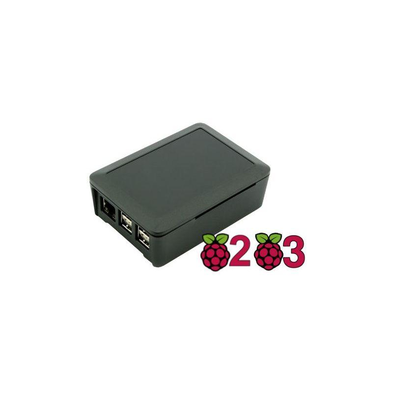 Boitier SQCase Pi 3 et Pi 2